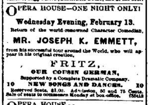 fritz 1878 opera