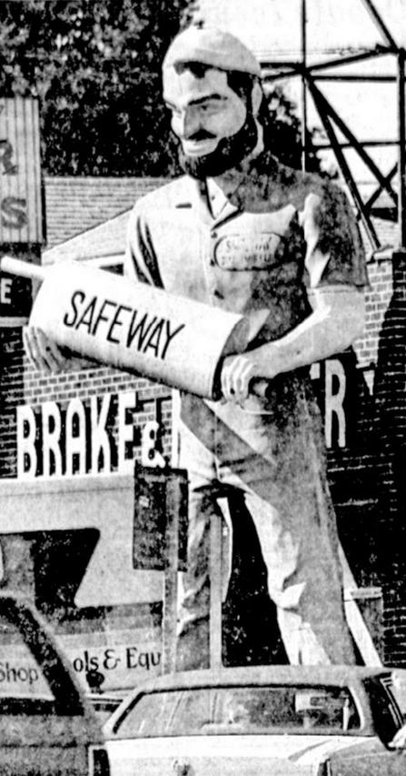 safeway man