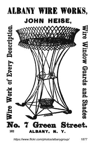 wire works 1877