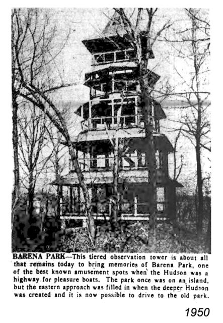 barena park 1950