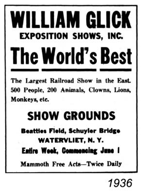 glick shows 1936