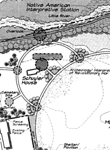 schuyler park map