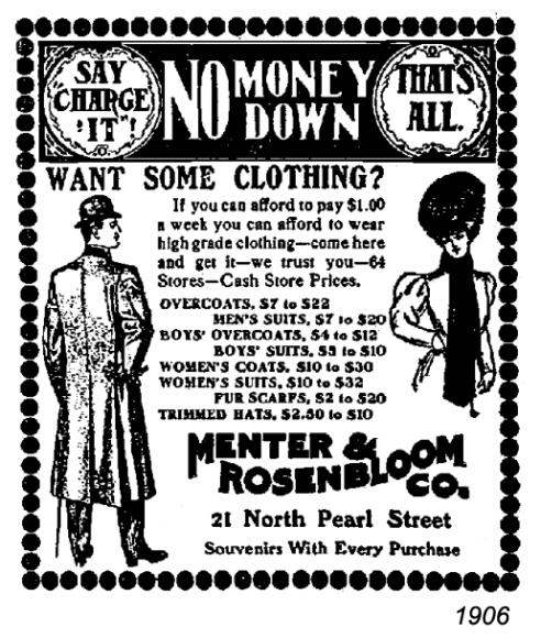 menter & rosenbloom 1906