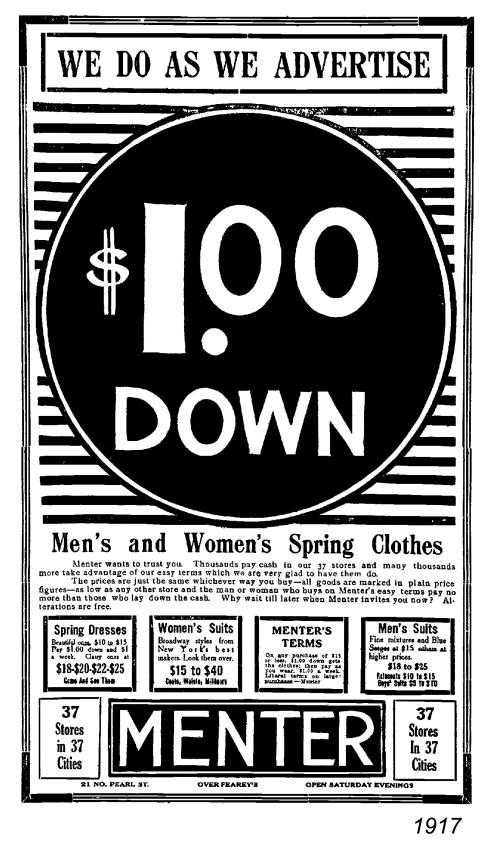 menter ad 1917