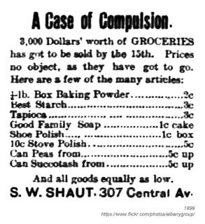 1899 shaut