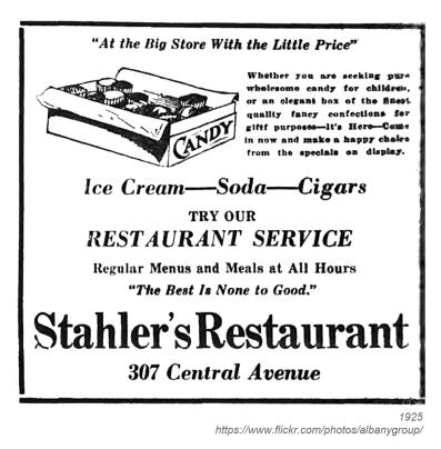 1925 stahler
