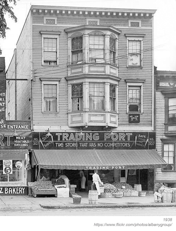 1938 Trading Port