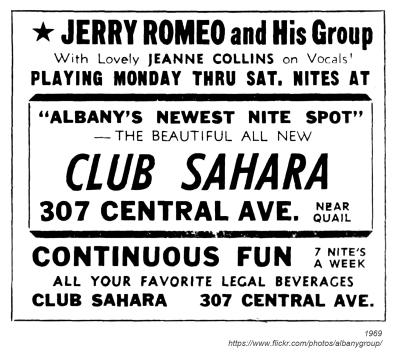 1969 club sahara
