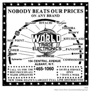 1985 world trade