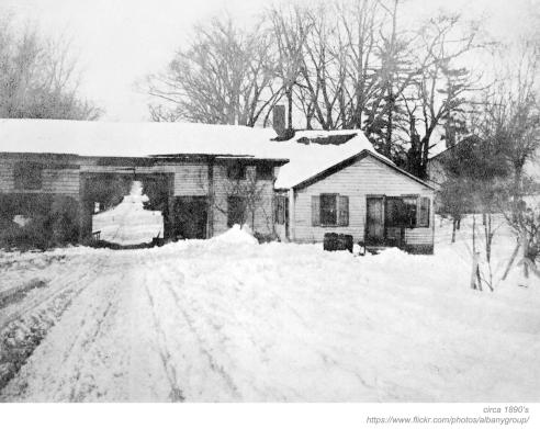 tollgate 1890s
