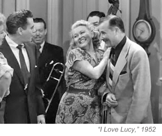 14 1952 I love lucy