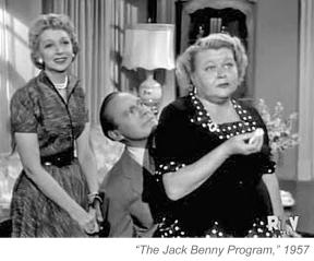 17 1957 jack benny program