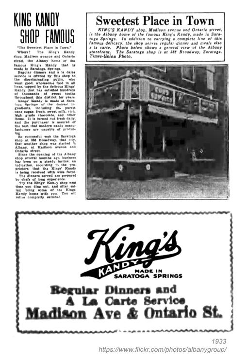 1933 kings kandy
