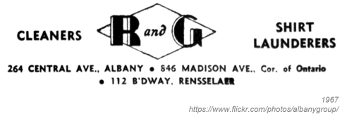 1967 R&G cleaners